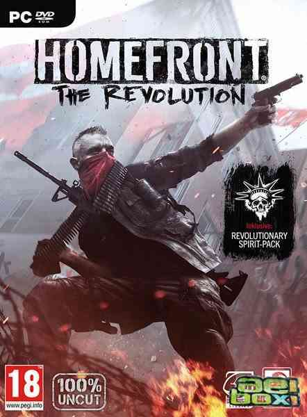 Homefront: The Revolution (2016/RUS/ENG)