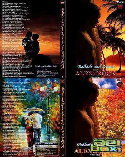 Ballads and Lyrics от ALEXnROCK 2DVD (2017) DVD Rip